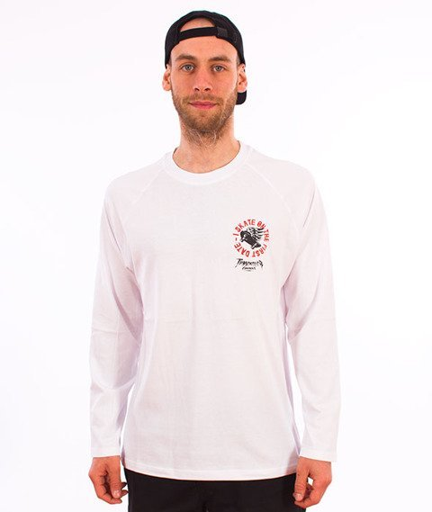 Turbokolor-Simple Thread First Date Longsleeve White