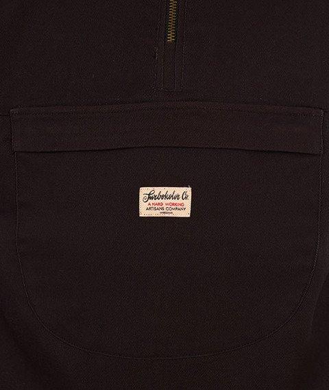 Turbokolor-Simple Thread Freitag Oiler Jacket Black