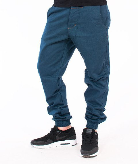 Turbokolor-Trainer Chino Ocean Blue SS16
