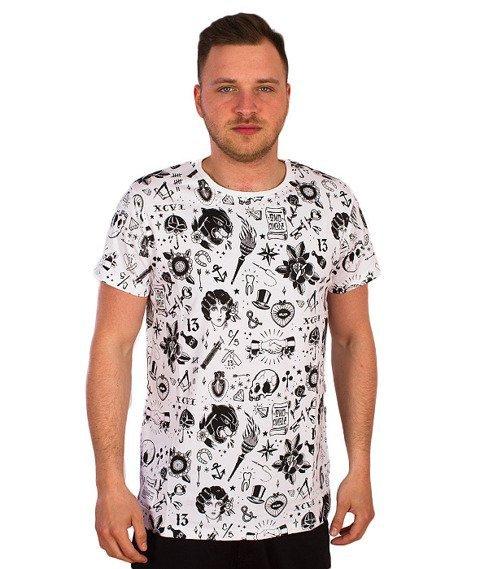 Two Angle-Yash T-Shirt White