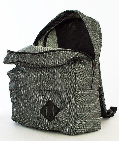 Vans-Old Skool II Backpack Grey Suit