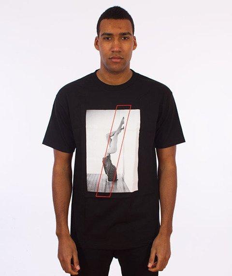 Visual-Handstand T-Shirt Black