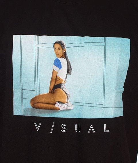 Visual-Skylight T-Shirt Black