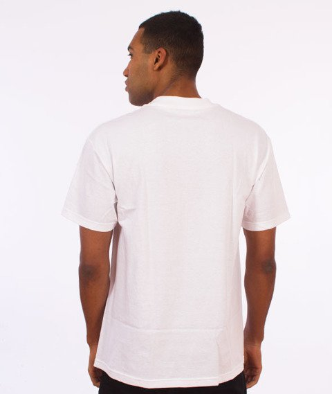 Visual-Tapped T-Shirt White