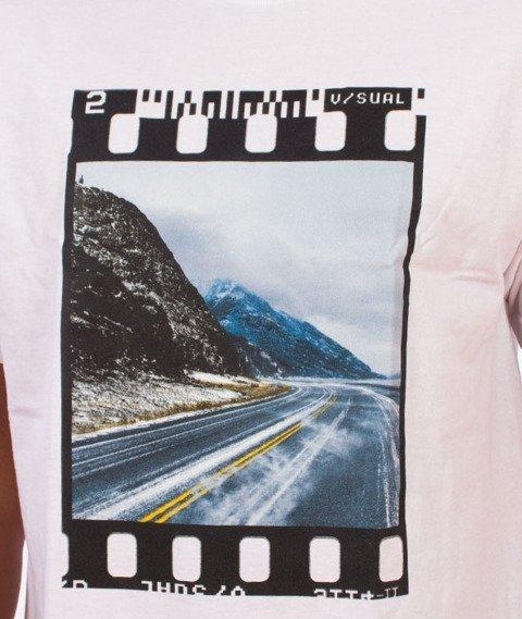 Visual-Tempest T-Shirt White
