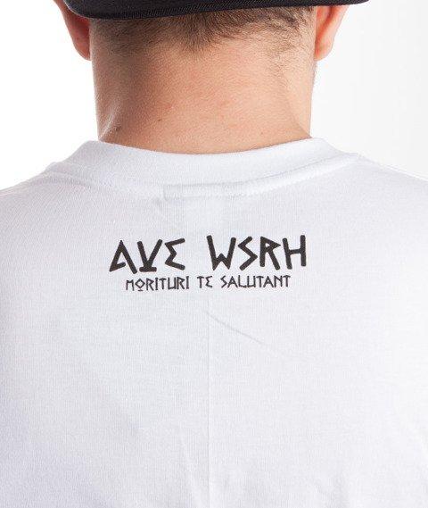 WSRH-Ave T-Shirt Biały