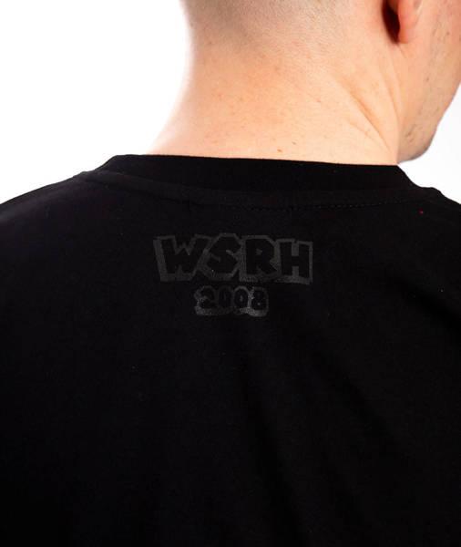 WSRH BROS T-Shirt Czarny