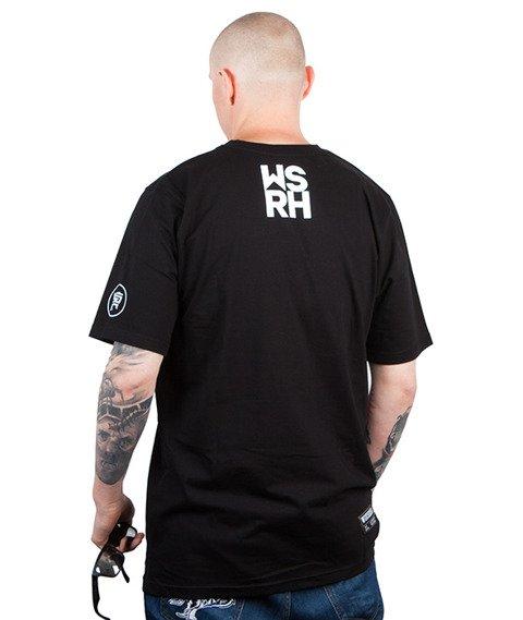 WSRH-Death T-shirt Czarny