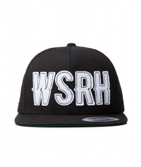 WSRH-Logo Snapback Czarny