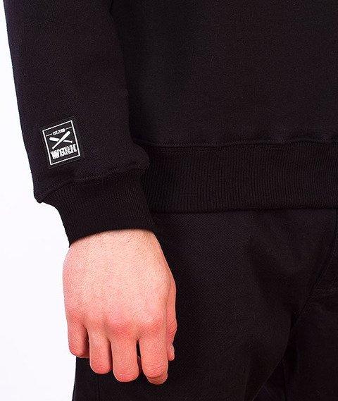 WSRH-Słońce Bluza Czarna/Multikolor