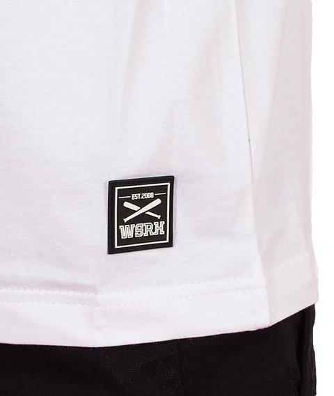 WSRH-Słońce T-Shirt Biały/Multikolor