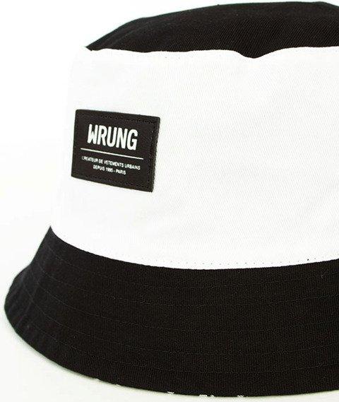 Wrung-Ying Bucket Hat Dwustronny Czarny