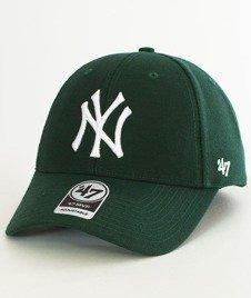 47 Brand-MVP New York Yankees Czapka z Daszkiem Zielona