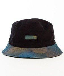 Alkopoligamia-Blinded Bucket Hat Czarny