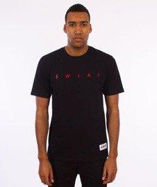 Alkopoligamia-Świat T-Shirt Czarny