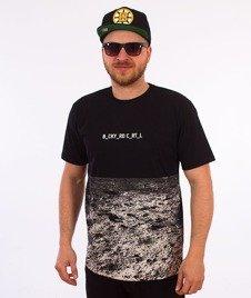 Backyard Cartel-Dark Side T-Shirt Czarny