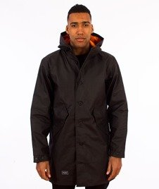 Backyard Cartel-Shelter Jacket Parka Czarna