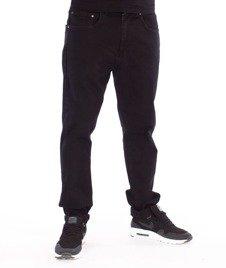 Biuro Ochrony Rapu-Jeans BOR Spodnie Czarny Jeans