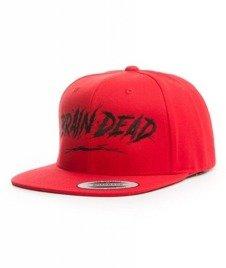Brain Dead Familia-Brain Dead Snapback Czerwony