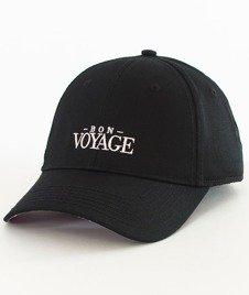 Cayler & Sons-Bon Voyage Curved Strapback Black