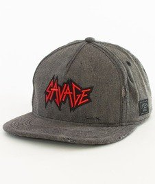 Cayler & Sons-Savage Cap Snapback Grey