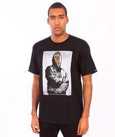 Crooks & Castles-Juice T-Shirt  Black
