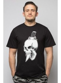 Diamante-Do Or Die T-Shirt Czarny