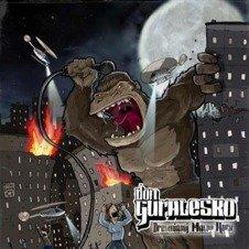 Donguralesko-Drewnianej Małpy Rock CD