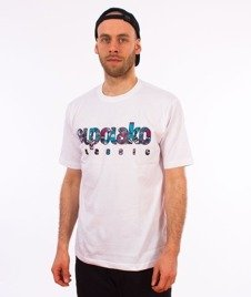 El Polako-Colors T-Shirt Biały