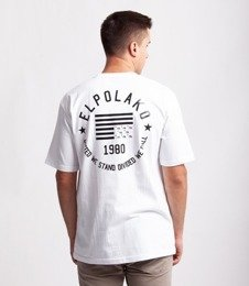 El Polako EL POLAKO 1980 T-Shirt Biały