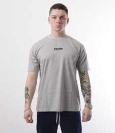 El Polako-Mini Logo T-Shirt Szary
