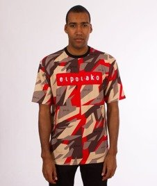 El Polako-Premium Red Triangle Moro T-Shirt