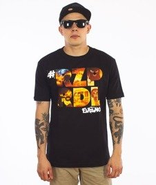 El Polako-RZPRDL T-Shirt Czarny