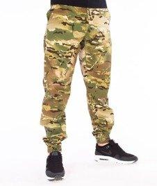 El Polako-Regular Jogger Spodnie US Camo