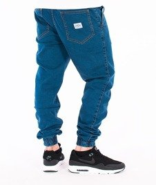 Elade-Denim Jogger II Light Blue