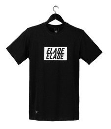 Elade-Not Static T-Shirt Black