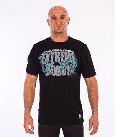 Extreme Hobby-Anaconda Choke T-shirt Czarny