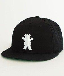 Grizzly-OG Bear Snapback Black