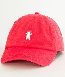 Grizzly-OG Dad Hat Snapback Coral