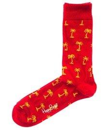 Happy Socks-Palm Beach Skarpety [PAB01-4000]