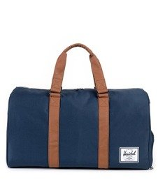 Herschel-Novel Duffle Navy/Tan [10026-00007]