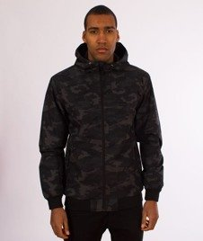 Iriedaily-Gridstop Jacket Kurtka Black