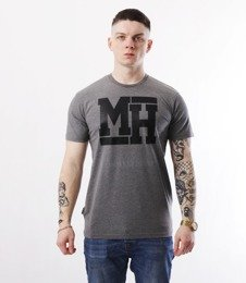 METODA -MH Logo T-Shirt Szary
