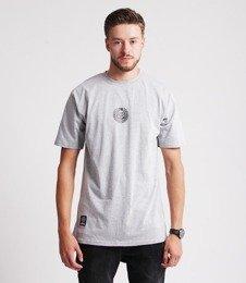 Mass BASE SMALL LOGO T-Shirt Szary