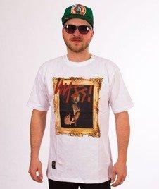 Mass-L.A. Maria T-Shirt Biały