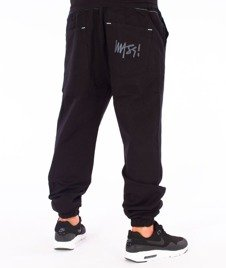 Mass-Jogger Pants Signature Czarne