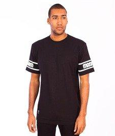Mass-Sleeveless T-Shirt Czarny