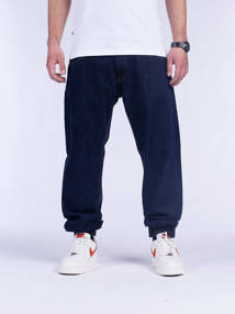 Metoda CLASSIC Jogger ciemny jeans
