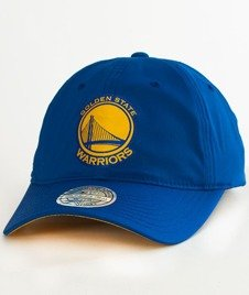 Mitchell & Ness-Golden State Warriors Light & Dry SB  Snapback BH73HY