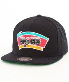 Mitchell & Ness-San Antonio Spurs Solid Team Colour NZ979